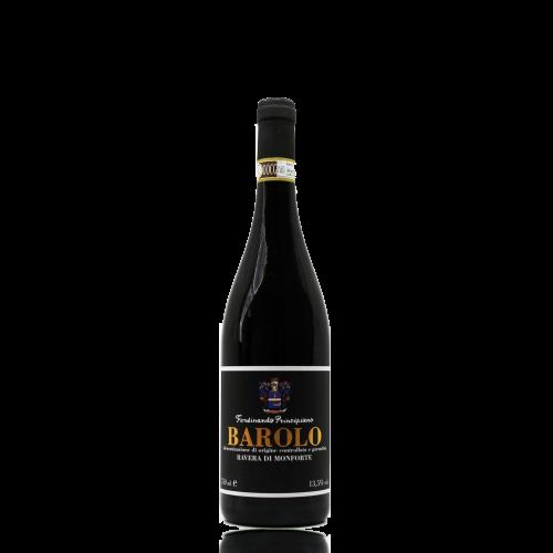 """Barolo """"Ravera di Monforte"""" - 2017 (Ferdinando Principiano)"""
