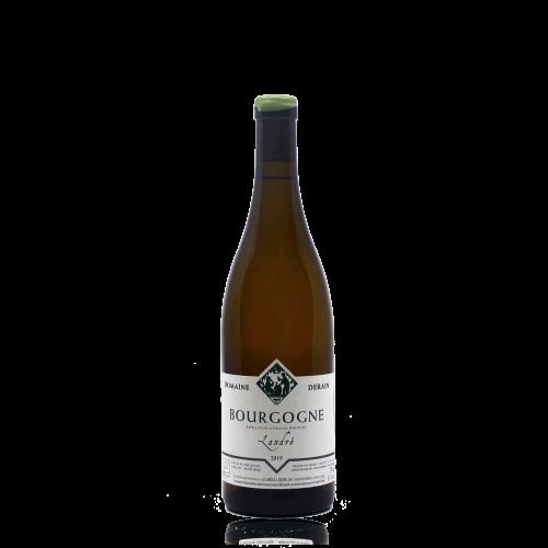 """Bourgogne Blanc """"Landré"""" - 2019 (Domaine Derain)"""