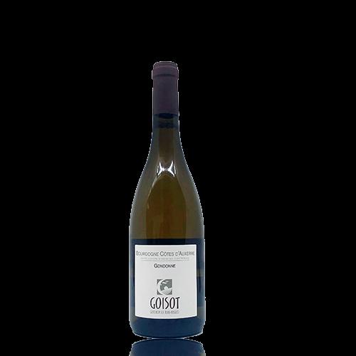 """Bourgogne Côtes d'Auxerre """"Gondonne"""" - 2017 (Jean-Hugues et Guilhem Goisot)"""