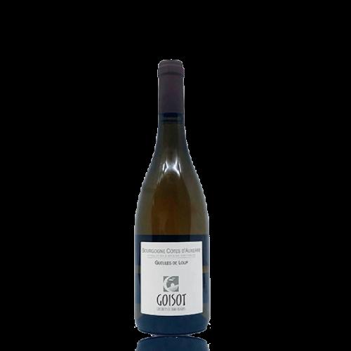 """Bourgogne Côtes d'Auxerre """"Gueules de Loup"""" - 2017 (Jean-Hugues et Guilhem Goisot)"""