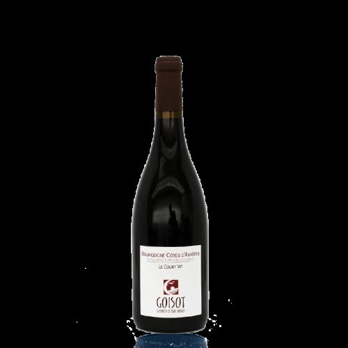 """Bourgogne Côtes d'Auxerre """"Le Court Vit"""" Rouge - 2018 (Jean-Hugues et Guilhem Goisot)"""