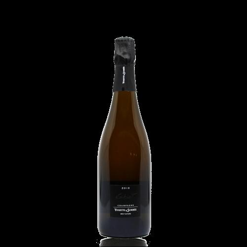 """Champagne """"Extrait"""" - 2010 (Vouette et Sorbée)"""