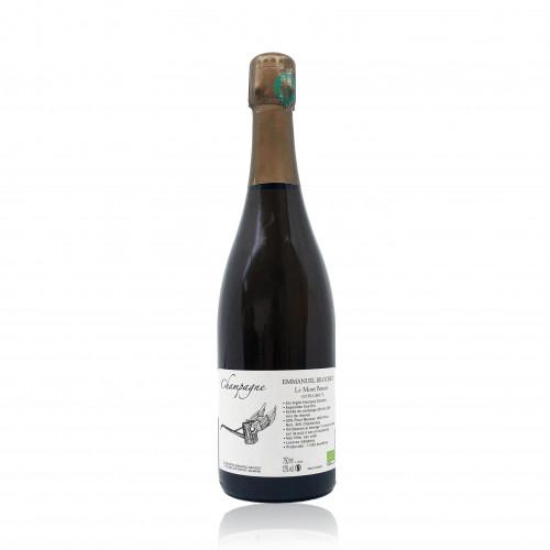 """Champagne """"Le Mont Benoit"""" R15-16 Extra-Brut - (Emmanuel Brochet)"""