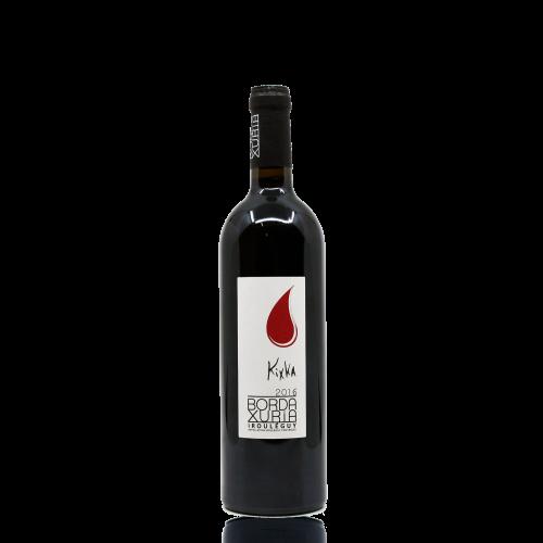"Irouléguy ""KIXKA"" Rouge - 2016 (Domaine Bordaxuria)"