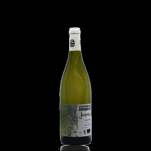 """Jacquère """"Jonona"""" - 2020 (Coteaux des Girondales)"""