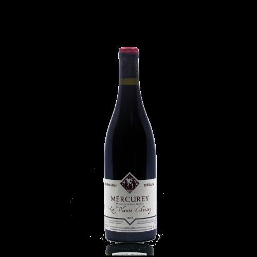 """Mercurey Rouge """"La Plante Chassey"""" - 2019 (Domaine Derain)"""