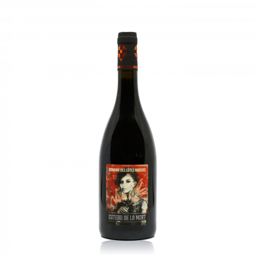 """Mondeuse """"Coteau de la mort"""" - 2019 (Domaine des Côtes Rousses)"""
