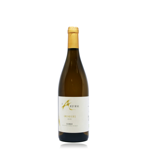 """Saumur Blanc """"Amandiers""""- 2018 (L'Austral)"""