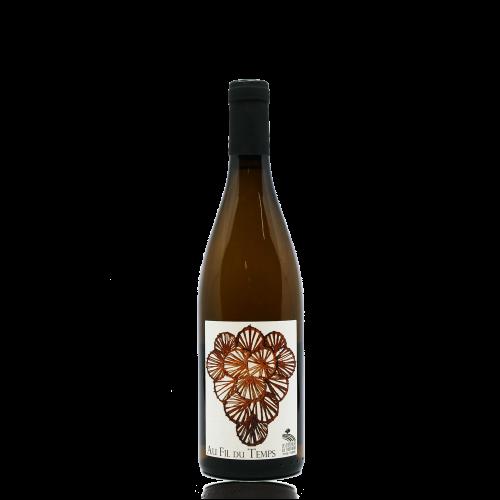 """Vin de France Blanc """"Au Fil du Temps"""" - 2018 (Les Déplaude de Tartaras)"""