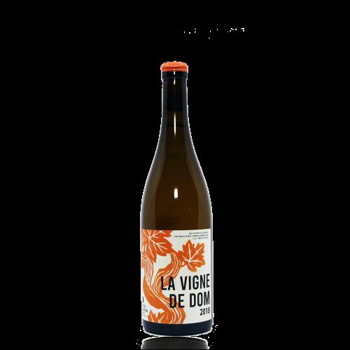 """Vin de France Blanc """"La Vigne de Dom"""" - 2018 (François Dumas)"""