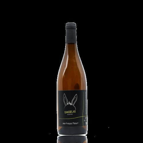"""Vin de France Blanc """"Chasselas"""" - 2019 (Domaine de l'Iserand)"""