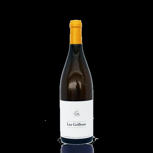 """Vin de France """"Les Grillons"""" Blanc - 2020 (Clos des Grillons)"""