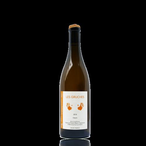 """Vin de France """"Les Gruches"""" - 2018 (Claire et Florent Bejon)"""