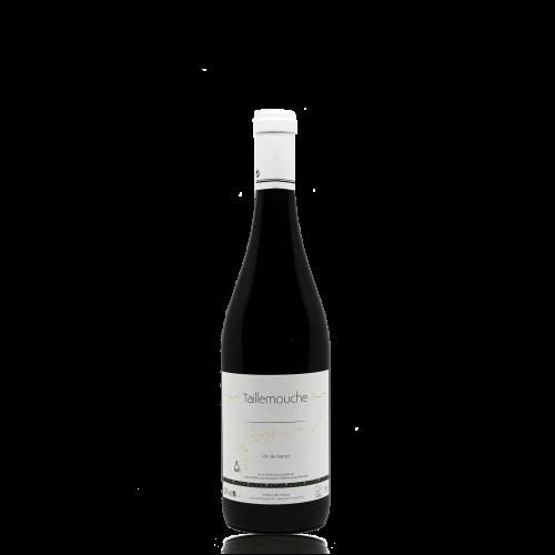 """Vin de France Rouge """"Taillemouche"""" - 2019 (Julien Delrieu)"""