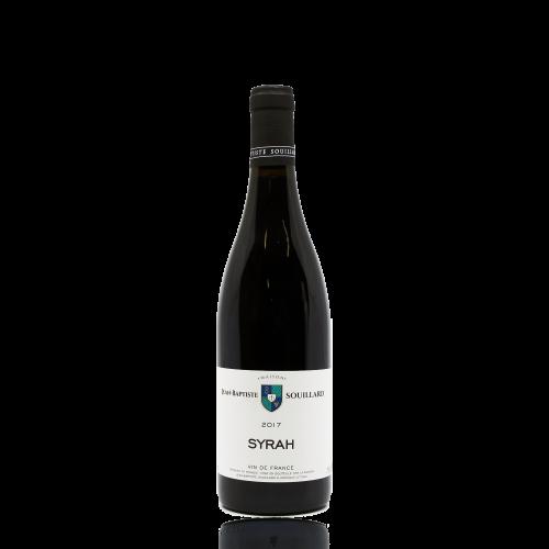 "Vin de France ""Syrah"" - 2017 (Jean-Baptiste Souillard)"