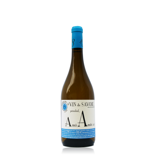 """Vin de Savoie """"Ami-Amis"""" - 2018 (Domaine des 13 Lunes)"""