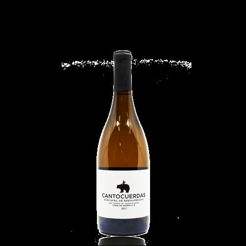 """Vinos de Madrid """"Cantocuerdas Moscatel Dry"""" - 2017 (Bernabeleva)"""